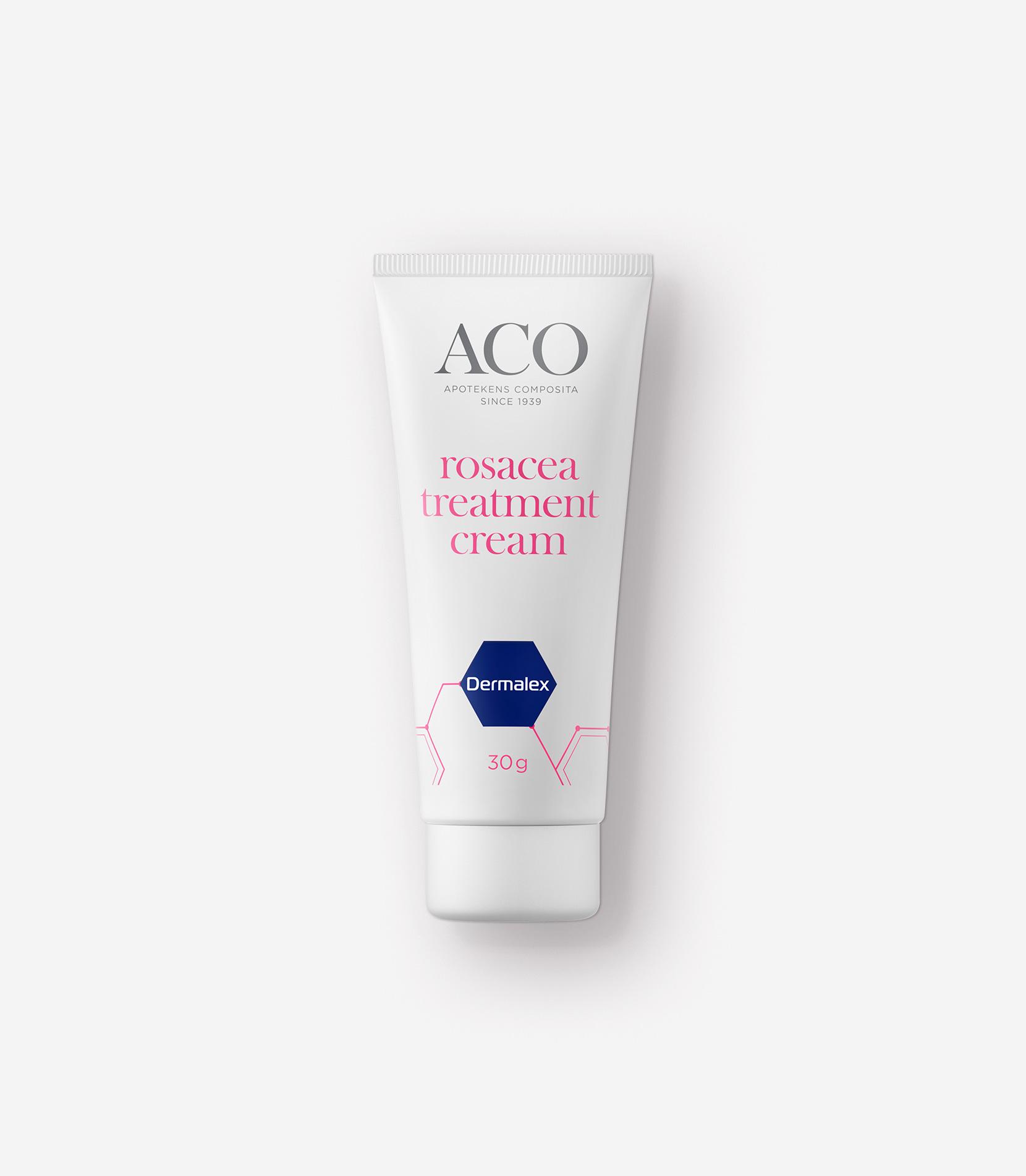 Rosacea Treatment Cream Aco