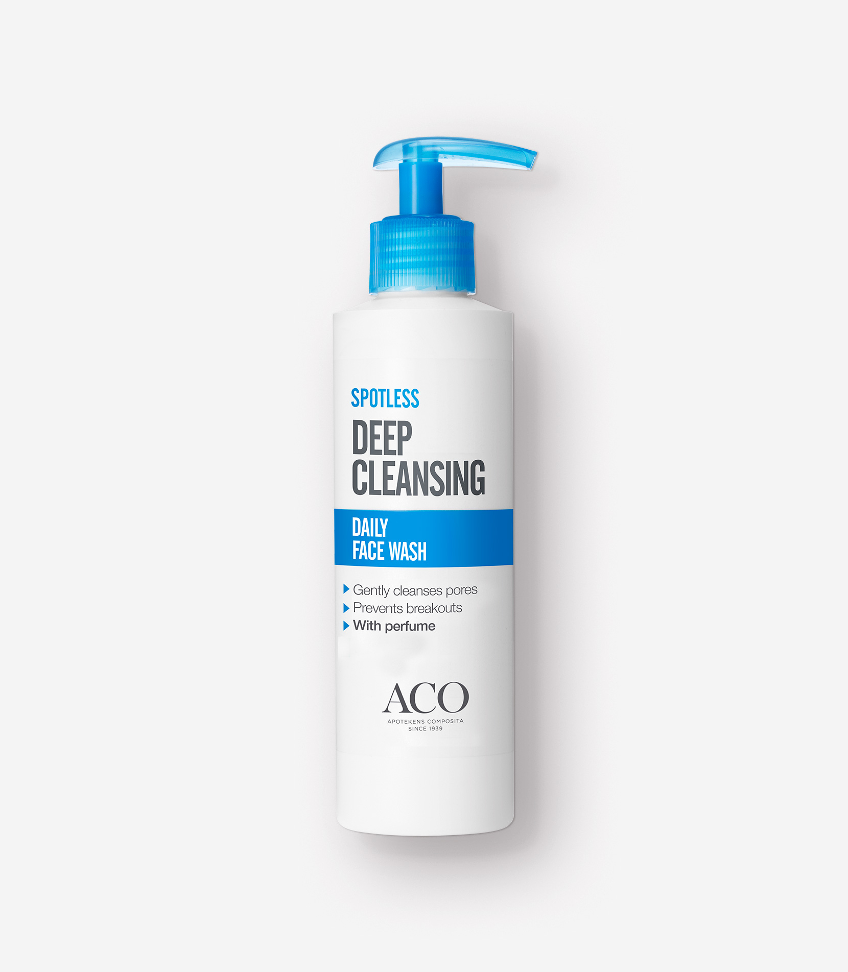 spotless deep cleansing daily face wash