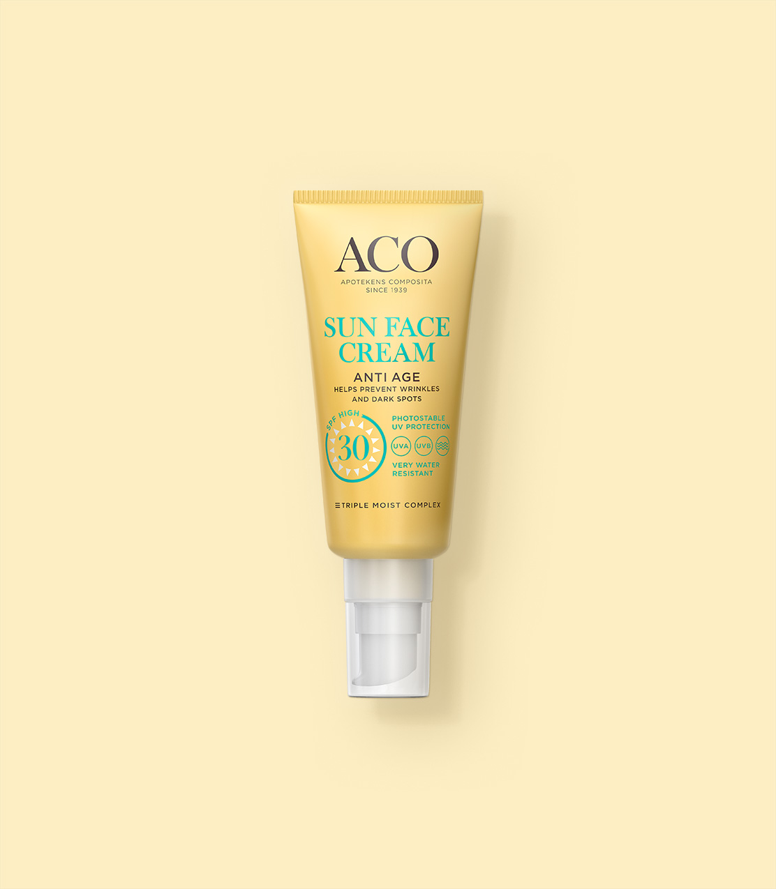 aco protecting day cream