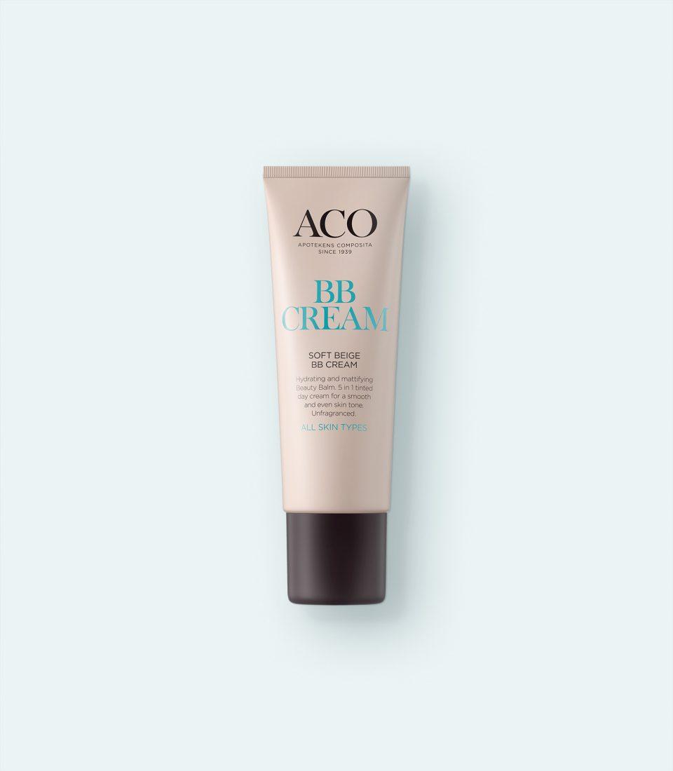 aco bb cream soft beige